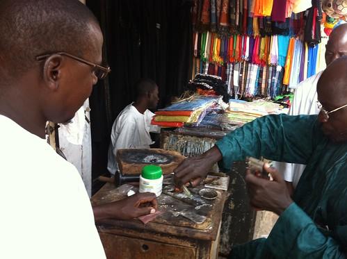 Wuse Market Abuja Goldsmiths. by Jujufilms
