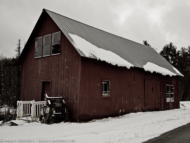 Barn in New Hampshire