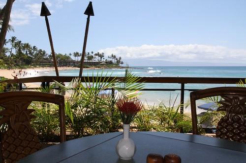 SeaHouse Restaurant at Napili Beach