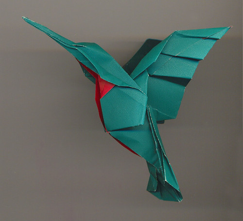 origami hummingbird diagram instructions house electrical wiring india the art of designing and manufacturing masterpieces