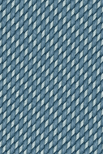 iPhone Wallpaper - Blue Cloth Weave