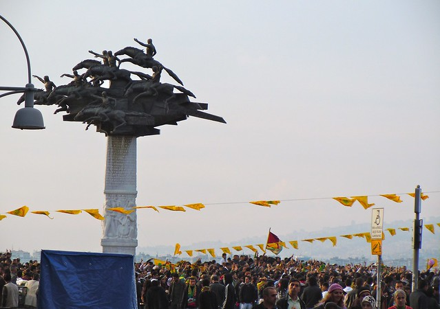 Kurd rally