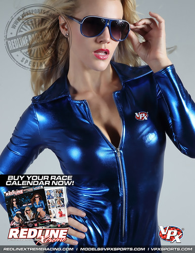 VPX/Redline Xtreme Race Girls - Buy our Calendar!