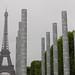 New installation at Eiffel tower