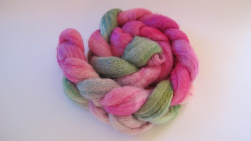 Not knitting but dyeing (3/3)