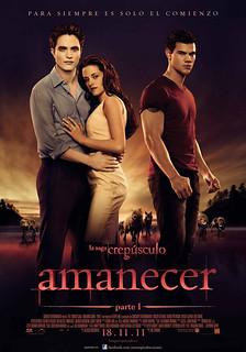Cartel de la película Amanecer