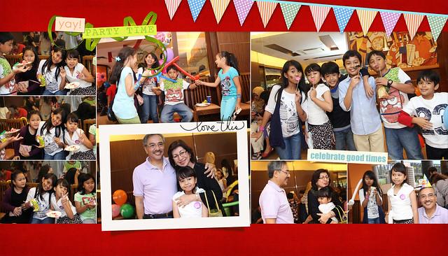 Happy Birthday Mia   Birthday Party Photographer Malaysia