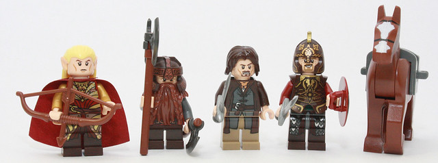 Seriously, it annoys me that Legolas isn't in this set