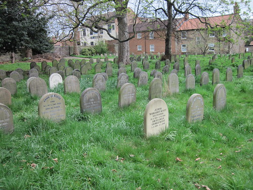 Quaker Burial Ground, Darlington