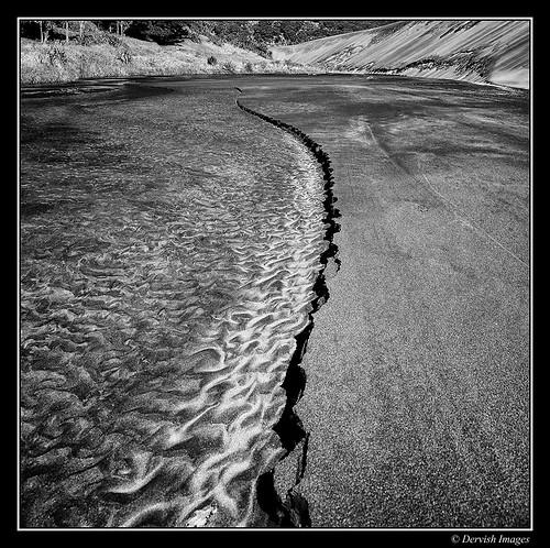 Lake Wainamu Dunes by Dervish Images