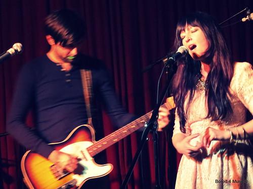 Jasmine Ash @ The Hotel Cafe [06/21/12]