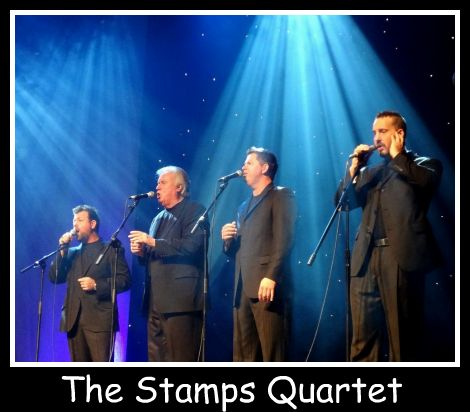 Stamps Quartet INEC Killarney