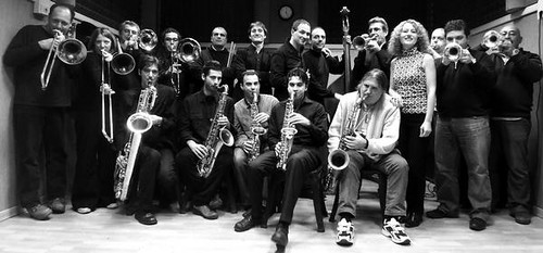 QUICK PRESS: 10/5 Banda Larga Jazz Orchestra by cristiana.piraino