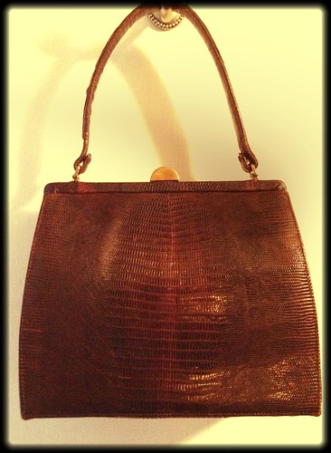 Vintage Palizzio Very New York handbag