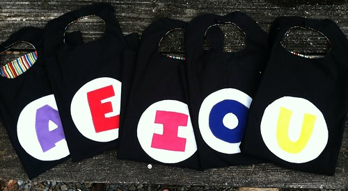 vowel capes (2012teachergift)