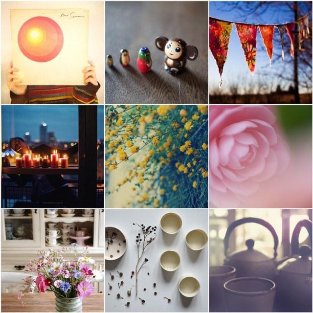 This weekend flickr favorites
