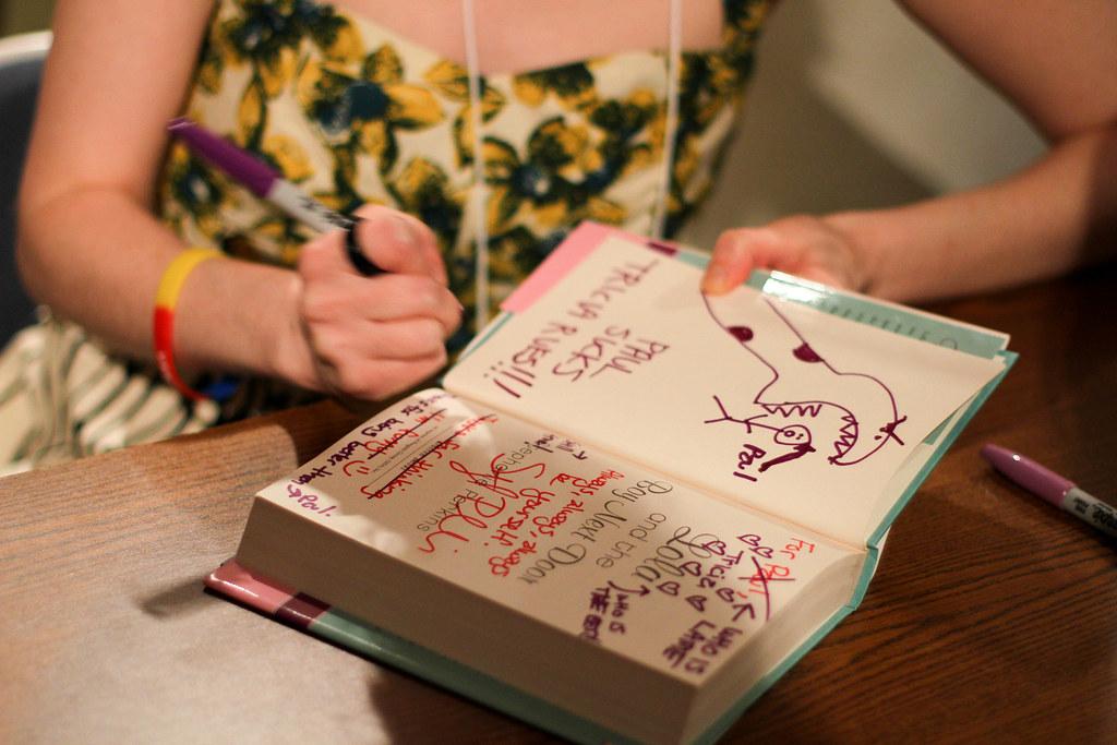 NYC Teen Author Festival 2012 20