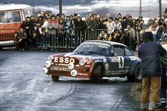 Porsche 911SC - Montecarlo 1982