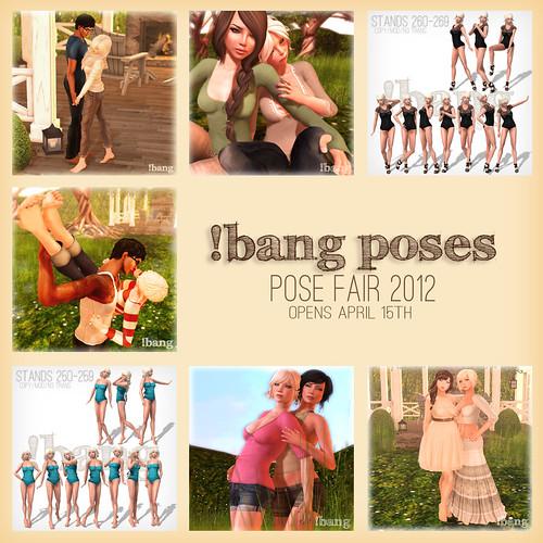 Pose Fair 2012 - now open!