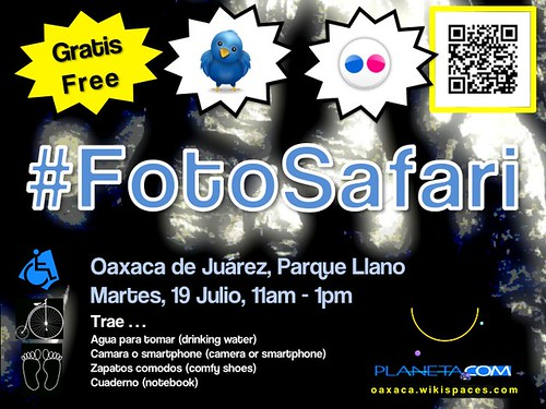 Tuesday Photo Safari (FotoSafari) @ Oaxaca 07.2011