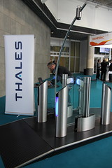 NFC access by Thales