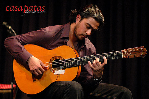 Juan Jiménez. Foto: Martín Guerrero