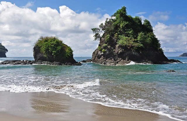 Playa Espadilla Sur, Manuel Antonio National Park