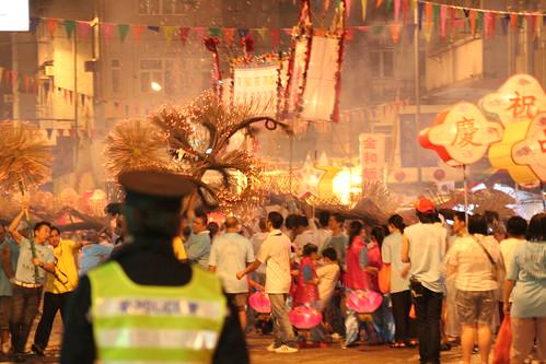 Tai Hang Fire Dragon Dance, Hong Kong
