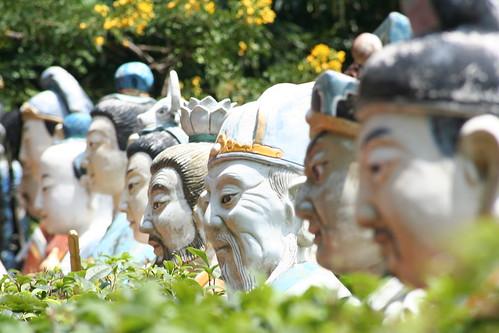 Ten Thousand Buddhas Monastery, Hong Kong