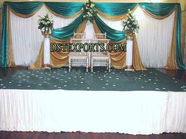 WEDDING NEW STYLISH STAGE BACKDROP  a photo on Flickriver