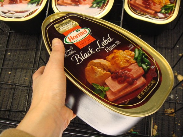 how do i cook a hormel black label canned ham