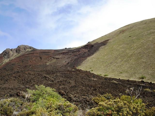 Lava Field in Haleakala