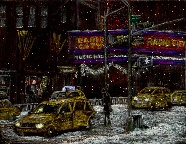 Snow Show at Radio City