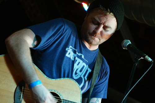 Joe McMahon, Motorco, DTFH Fest, Durham NC, 1/22/11