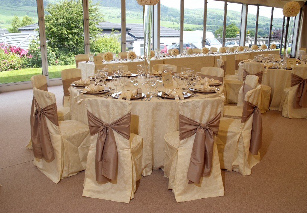 hire chair covers glasgow swivel egg big w flickr photos tagged ukweddingplanner picssr 88 events designs a wedding at mar hall table with vintage damask tablecloth and