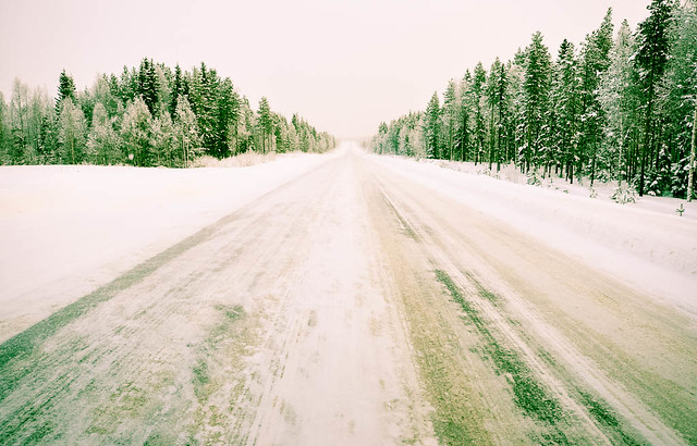 Endless road again