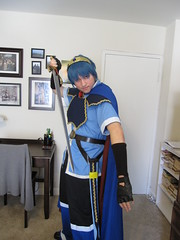 Marth, First Try-On