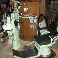 Vintage Dentist Chair Caning Repair Boston Flickr Photo Sharing