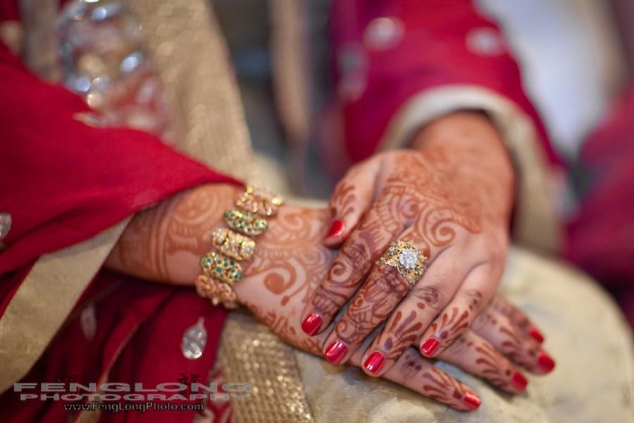 Nishi's Engagement Banquet at Zyka Decatur [Atlanta Indian Wedding Photographer]