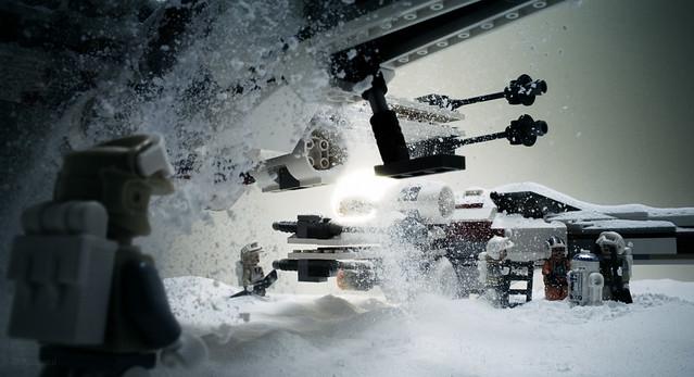 X-Wing Dawn Patrol