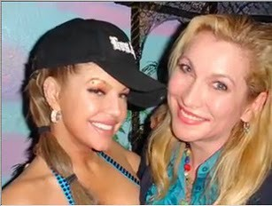 Fergie of the Black Eyes Peas with Cheryl Shuman of Green Asset International Inc. by CherylShumanInc