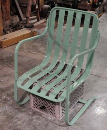 1950' Patio Chairs Clean Cut Creations Vintage Auto Works