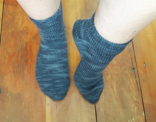 Sunday sevens.  Socks