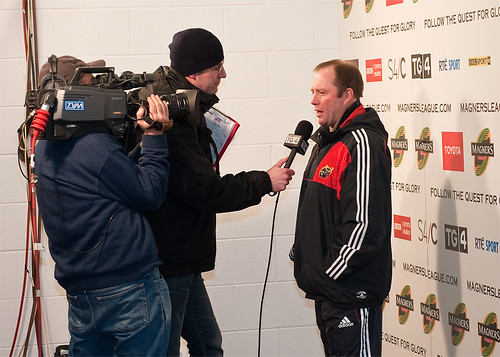 Tony McGahan's post match interview
