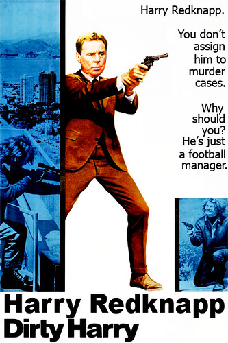 Dirty Harry Redknapp