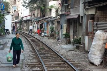 Eisenbahn Hoan Kiem