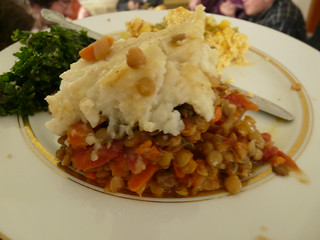 Lentil Meadow Pie