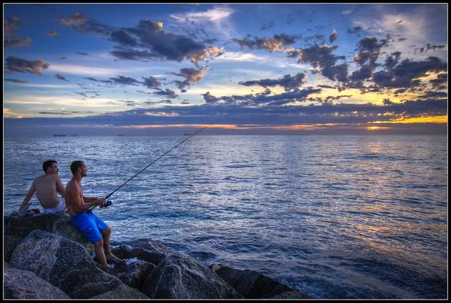 Fisherman mateship