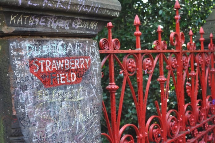 The Real Strawberry Field