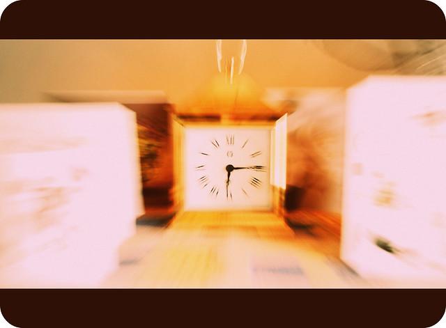 Time, again